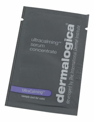Dermalogica UltraCalming Serum Concentrate x 8 Sachets samples.FREE UK P&P