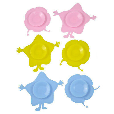 CN_ Silicone Child Tableware Non-slip Bowl Suction Pad Baby Plate Bowl Magic A