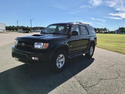 2002 Toyota 4Runner SPORT EDITION TOYOTA 4RUNNER / RARE  SPORT / ONLY 119K MILES / FULLY SERVICED