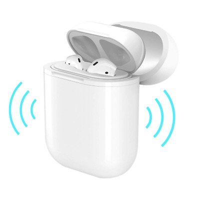 Charging Case For Air Pods Protective Case Compatible With QI Wireless Charger