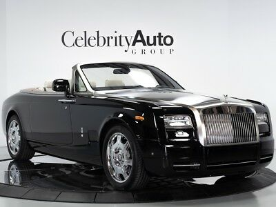 "2015 Phantom Drophead Coupe ""ONLY $2,724.53 Per Month"" * 2015 ROLLS ROYCE PHANTOM DROPHEAD COUPE $561K MSRP WARRANTY TIL 8/30/2020 !!"