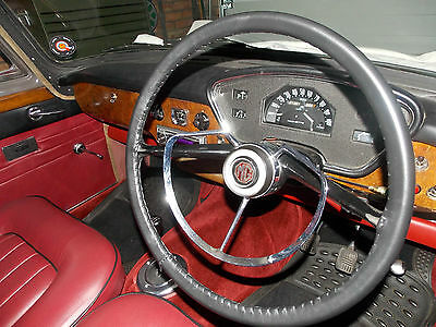 Classic Leather Steering Wheel Cover Glove Wolseley 15/60 16/60 Riley 4/68 4/72