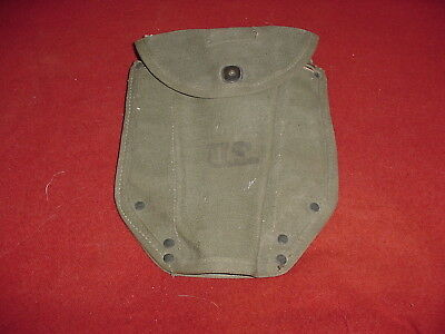 Nice Original WWII US M1943 Shovel Cover Dated 1944