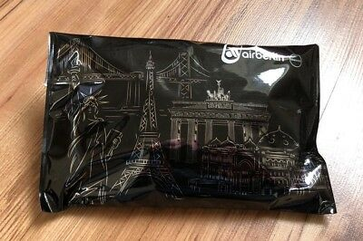10x Air Berlin Amenity Kit Kulturbeutel Economy Class Langstrecke NEU OVP Bundle