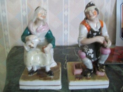 Faience  2  Personnages
