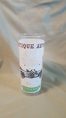 Antiques Auto Glass