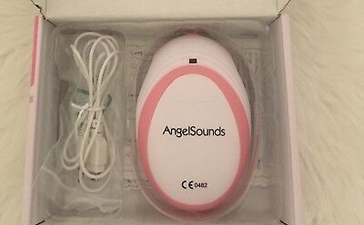 Angelsounds Fetal Doppler Ultraschall