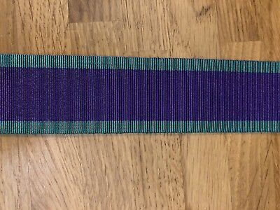 General Service Full Size Medal Ribbon Northern Ireland