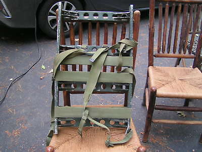 British WWII Packboard General Purpose Manpack Carrier 1945