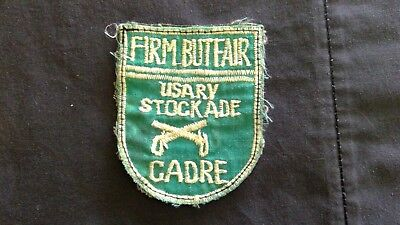 Vietnam War Theater Made Military Police Patch Mp Usarv Stockade
