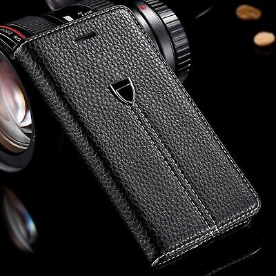 Luxury Case Cover For Samsung Galaxy J3 J5 2017  Magnetic Flip Leather Wallet