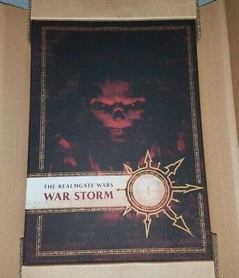 Warhammer - The Realmgate Wars: War Storm (Limited Edition) AoS (New/Unread)