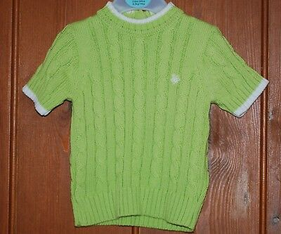 BNWT, Zippy, Baby Girl, Cotton, Knitted, Top, 9-12 months