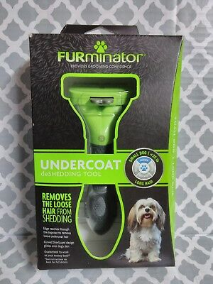 Furminator DeShedding Brush Removes Loose Hair With Comfort