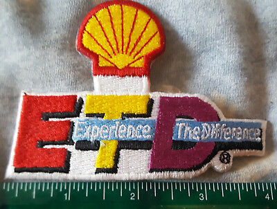 ..New Vintage SHELL Oil Co Patch ETD Experience the Difference Shirt Hat Jacket