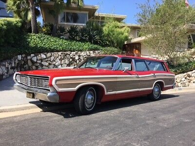 1968 Ford Other  1968 ford country squire wagon