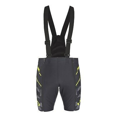 Shorts Teschio Race Sledge Team Shorts Junior Nero