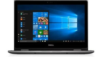 "RB Dell Inspiron 13.3"" FHD IPS Touch 2in1 Laptop i7-8550U 4GHz 8GB 256GB W10"