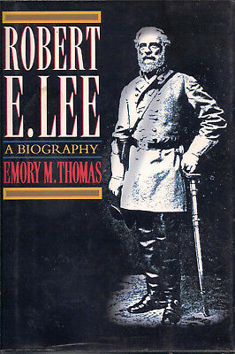 A Hardcover, Robert E. Lee by Emory M. Thomas