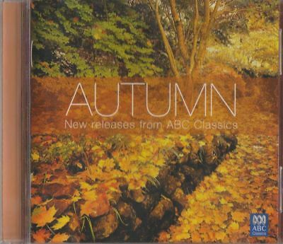 C.d.music F767     Autumn  New Releases From  Abc  Classics  Cd