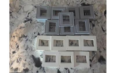 Pakon and Unicolor Slide Mounts for 35mm Transparencies Used Qty 142 Used