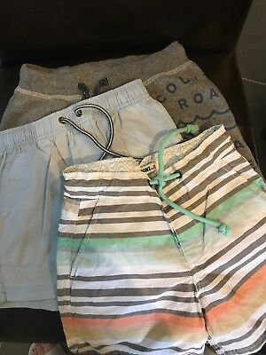 Country Road Boys Shorts Size 4 Mixed Bundle