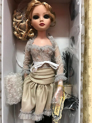 Tonner Ellowyne Letting Off Steam Convention Exclusive blonde blue eyes NRFB New