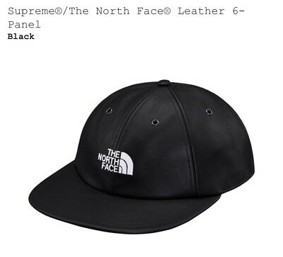 e0c8e63f 🔥 SUPREME X Gore-Tex 6 Panel Black Hat FW18 100% Authentic NEW ...