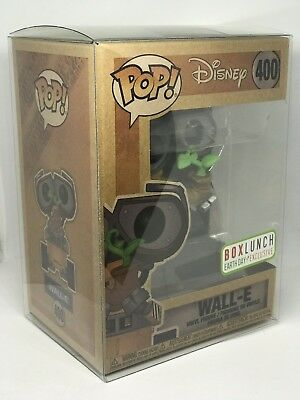 Funko Pop! Disney Pixar #400 /Wall-E /Earth Day Vinyl Figure BoxLunch Exclusive!