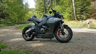 Buell 1125CR Custom SOC Speed of Color TOP Zustand keine XB12