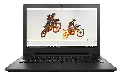 Lenovo Ideapad 110-15ISK 15.6 Zoll (1TB, Intel Pentium, 2.1GHz, 4GB) Notebook -