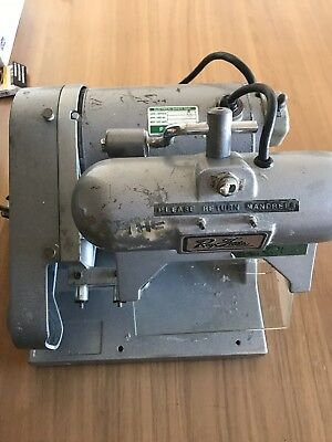 Ray Foster Dental High Speed Alloy Grinder AG04 Spares Or Repair