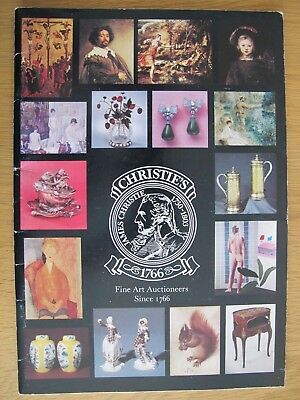 Christies Auctioneers 200 Years Celebration History Book Fully Illustrated 1966