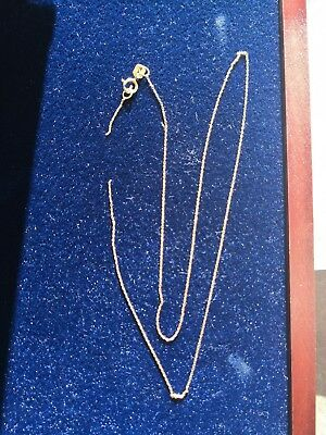 Chaine Or 18k 42cm