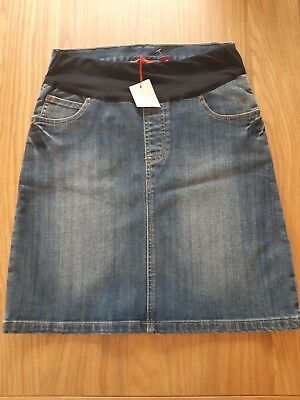 Ripe Ladies Maternity Denim Skirt Size XS New With Tags