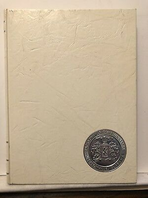 1976 Jacksonville State University College Annual Yearbook Alabama AL