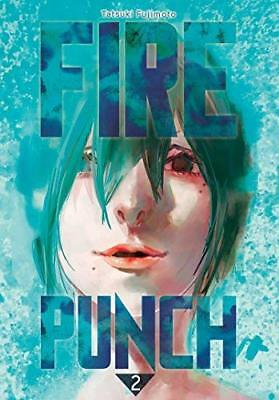 FIRE PUNCH T02 Kaze Manga 224 pages Broche 23/08/2017
