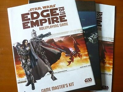 Star Wars - Edge of the Empire: Game Master´s Kit (Topzustand)