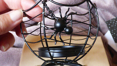 Yankee Candle Spider Web Candle Holder Halloween