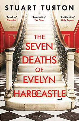 The Seven Deaths of Evelyn Hardcastle Waterstones Thriller of the Month