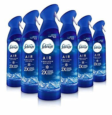 Febreze Air Freshener Spray Himalayan Escape with 2x Longer Lasting Scent it Eli