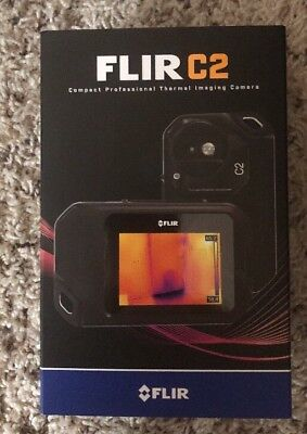 Flir C2 Compact Thermal Imaging Camera Brand New In Unopened Box