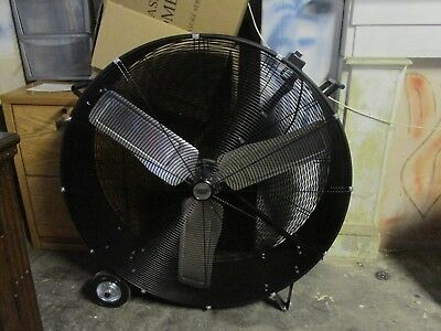 "Draper 13520 Expert 36"" High Velocity Drum Fan (900mm)  BRAND NEW ""BARGAIN"""