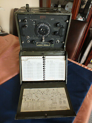 Röhren FREQUENCY METER BC-221-AH SIGNAL CORPS U.S. Post oder Army