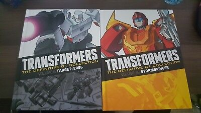 transformers the definitive g1 collection 6 & 35