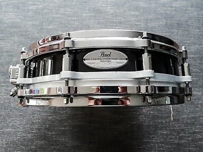 PEARL FREE FLOATING 14x3,5 Maple Snare Black Mist