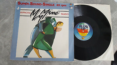 "My Mine - Hypnotic Tango_12"" Maxi __ITALO DISCO !! INT 125.522"