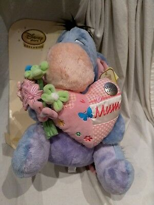 Large Disney Soft Toy Eeyore - Limited Edition 783 of 2004 from 2008