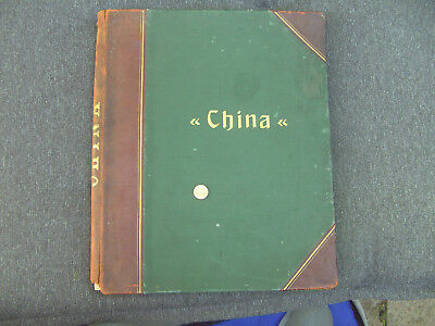 China T. Allom Peking Kanton Shanghai Chinese Lithographien Stiche Zhongguo