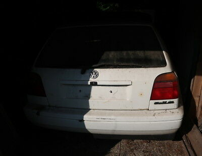 VW Golf 3 Scheunenfund in Tostedt